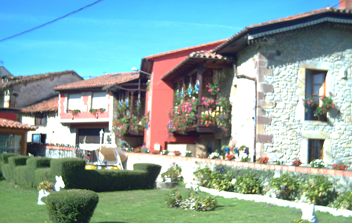 Casa Rural La Carburada exterior