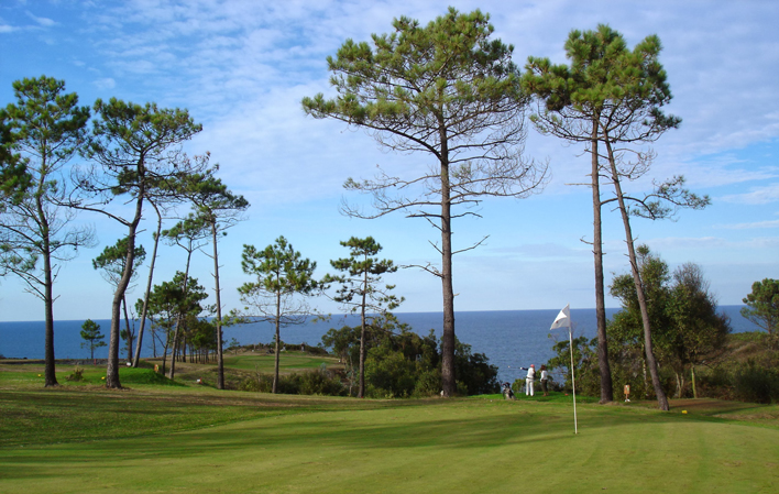 Campo de Golf:: Club de Golf Luarca