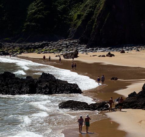 Playa de Carranques