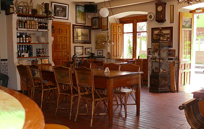 Hotel Rural Rural La Fonda de Cares bar