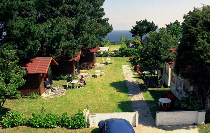 Camping Los Cantiles bungalows