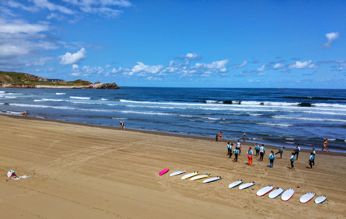Espartal Salinas Surf School