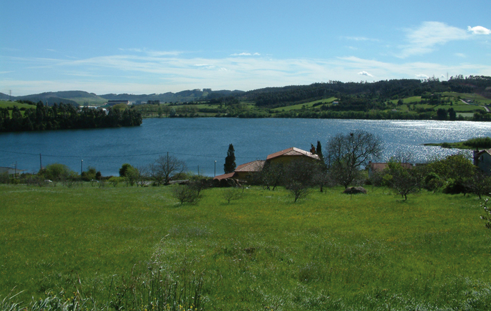 Naturaleza :: Embalse de Trasona