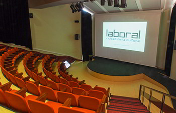 Laboral City of Culture - Assembly Hall