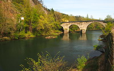 Peñaflor bridge