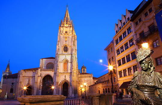Cathedral of San Salvador (Oviedo)