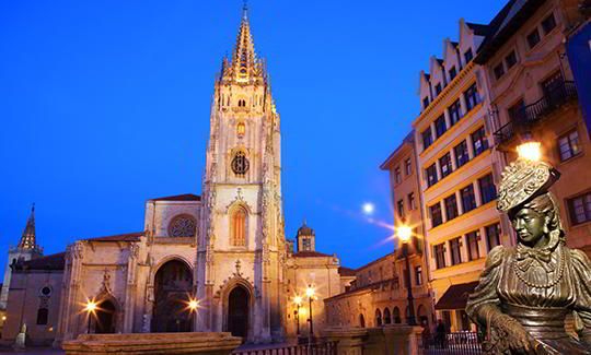 Cathedral of San Salvador (Oviedo/Uviéu)