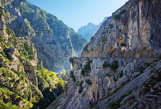 Cares Gorge (Cabrales)
