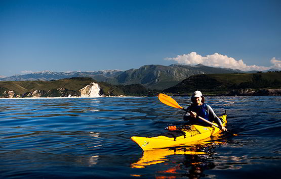 Sea kayak (Llanes)