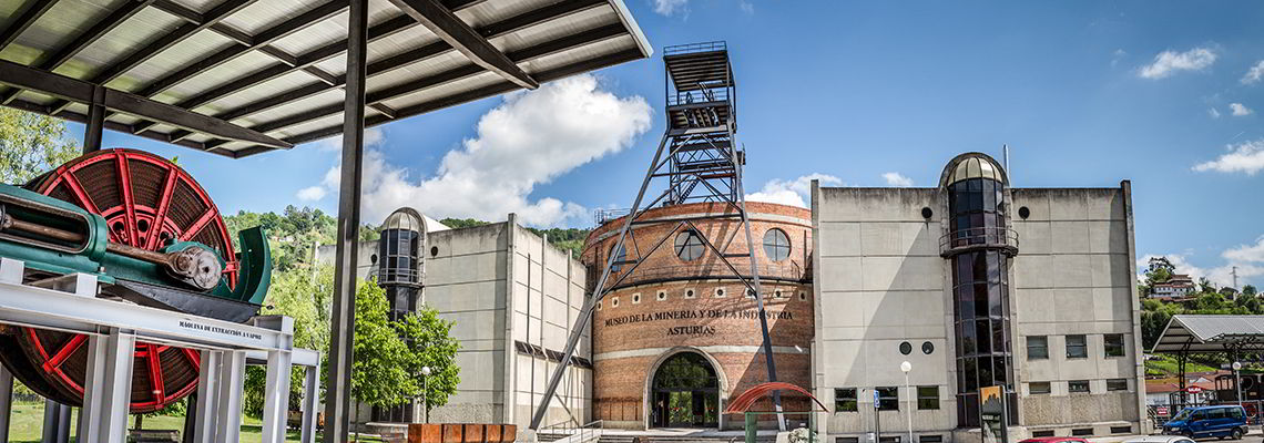 The Mining and Industry Museum of Asturias