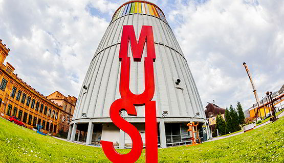 MUSI - Museo dell'industria siderurgica (Langreo)