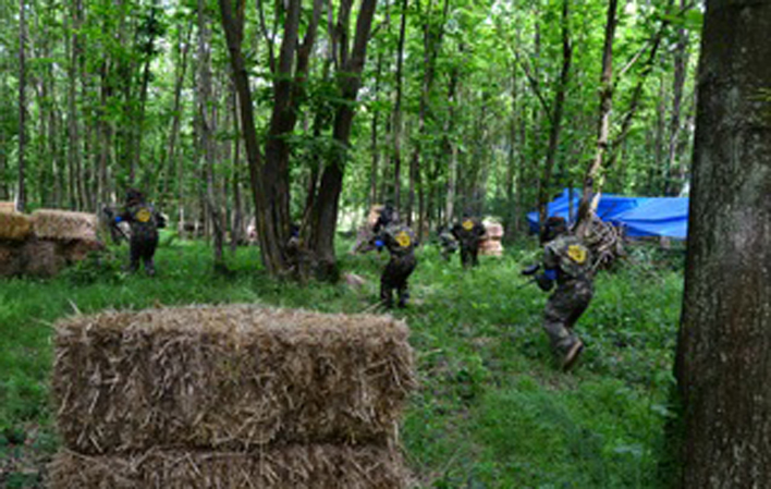 Wargames Asturias paintball