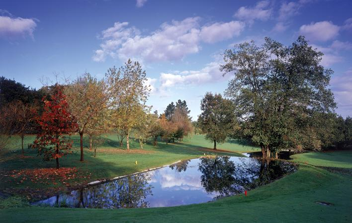 Campo de Golf :: Real Club de Golf de Castiello