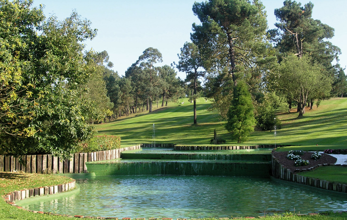Campo de Golf :: Real Club de Golf La Barganiza