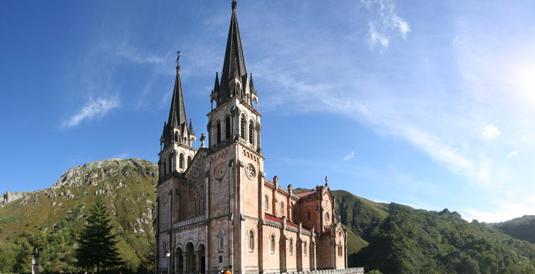 Covadonga, the origin of the Asturian identity